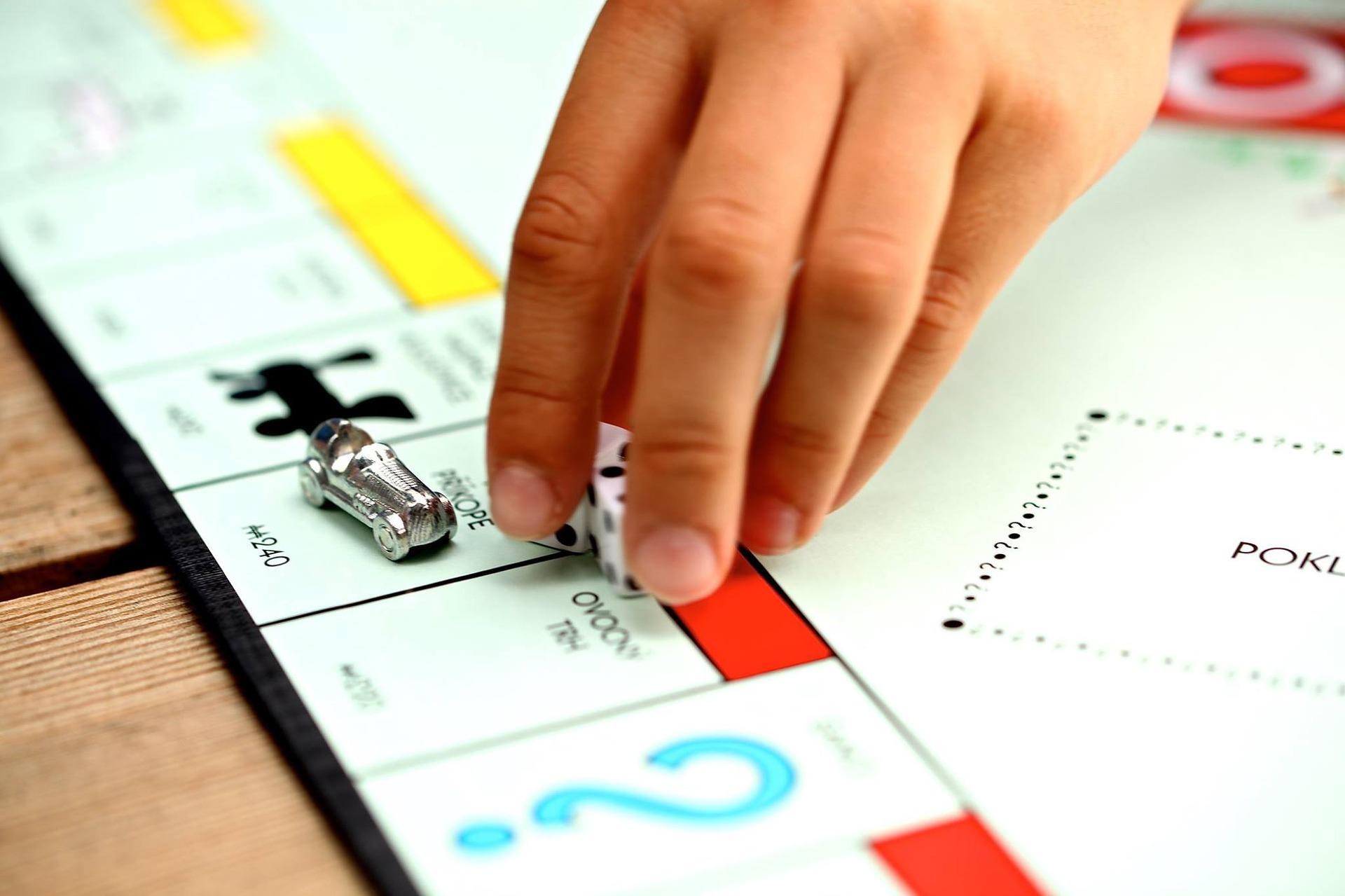 El popular Monopoly.