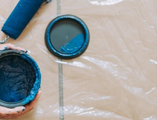 Pintura para interiores: pinturas plásticas y pinturas naturales
